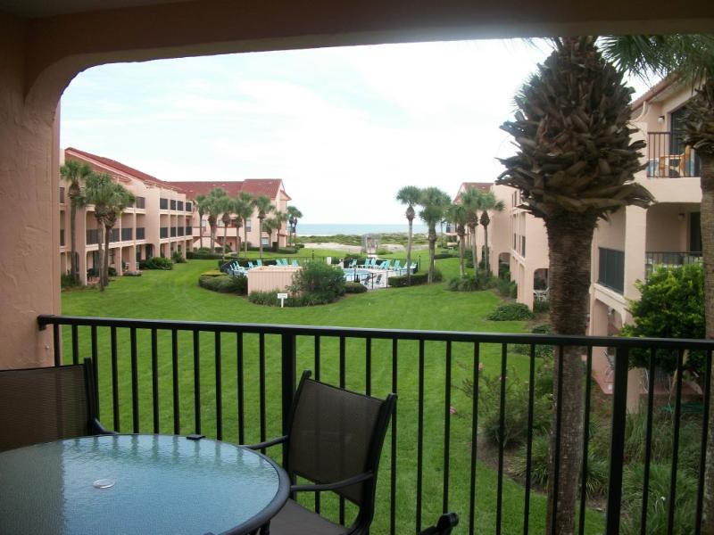 View from Living Area Balcony - Sea Place - Condo #13242 - Cuttingsville - rentals