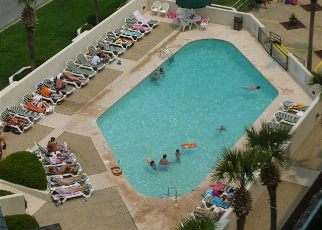Clean, Cozy, Affordable 1 Bedroom Condo Rental at Ocean Forest Plaza in Myrtle Beach - Image 1 - Myrtle Beach - rentals