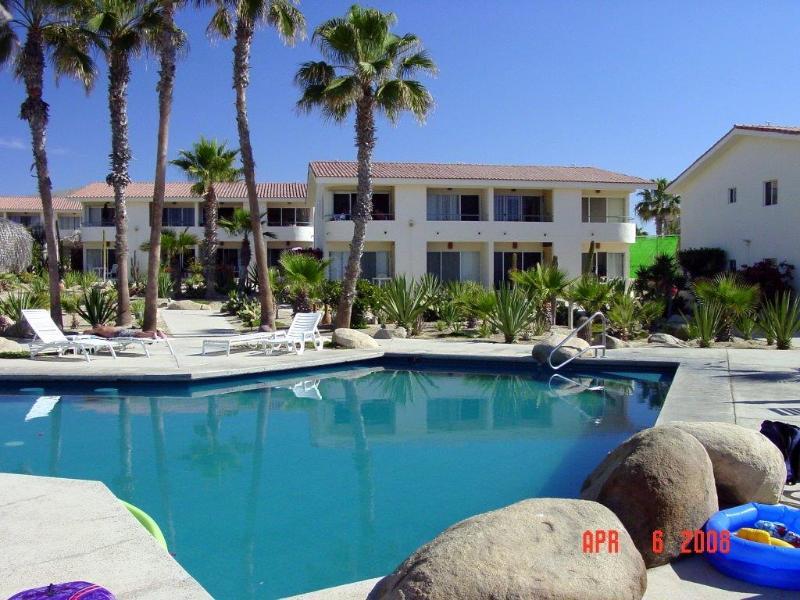POOL - Small friendly complex on the Beach - VIVA - San Jose Del Cabo - rentals