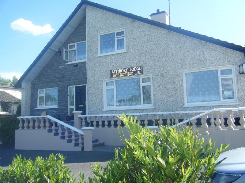 Garden - Attyrory Lodge  Accomodation Bead&Breakfast - Leitrim - rentals