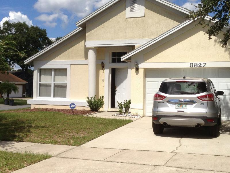 External View - Beautiful House with WiFi, located near Disney - Kissimmee - rentals