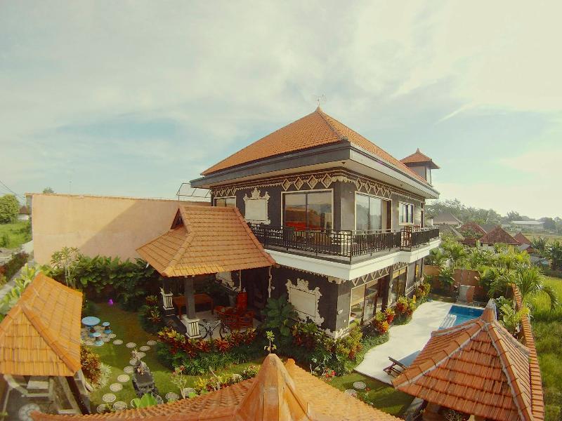 General view of the Villa - CINTA villa d'hôtes à Canggu Bali Kuta Utara - Canggu - rentals