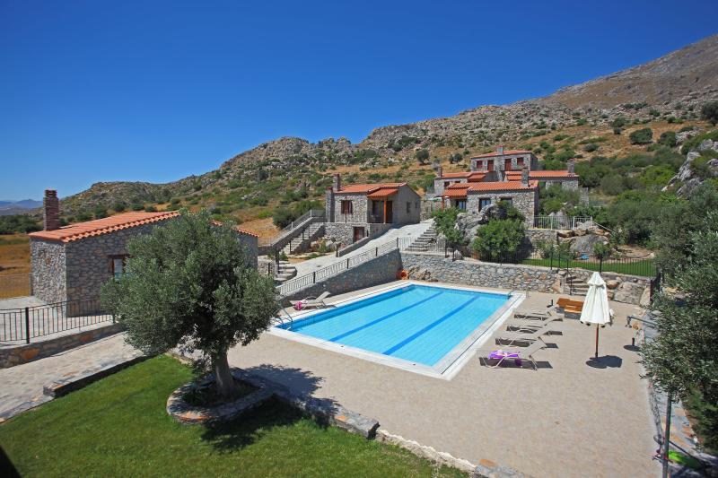 Vrachos Villas panoramic - Vrachos Villas  villa for2 people - Agia Paraskevi - rentals