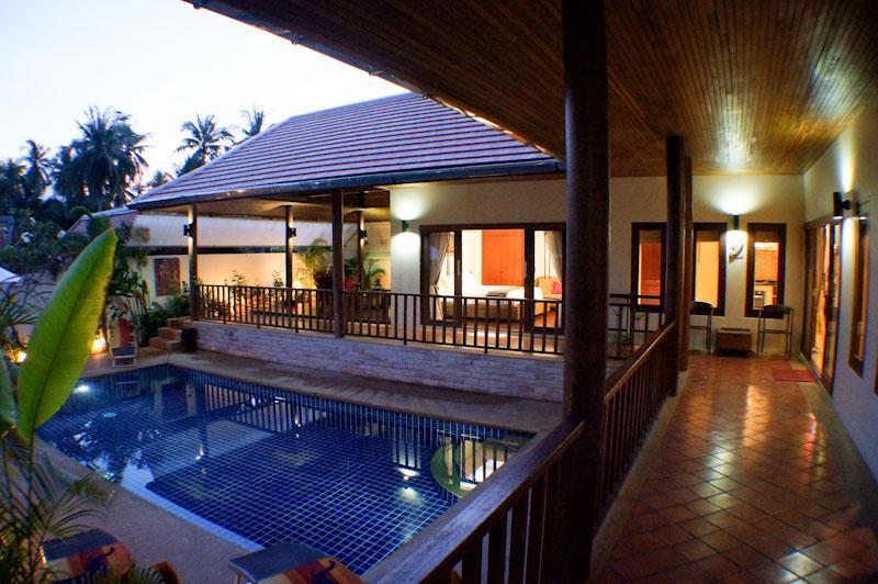 3 Bedroom Villa in Lamai, Koh Samui, Thailand - Image 1 - Lamai Beach - rentals