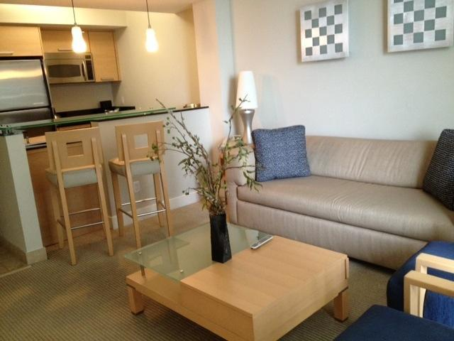 sofabed - One bedroom apt at Marenas Resort - Sunny Isles Beach - rentals