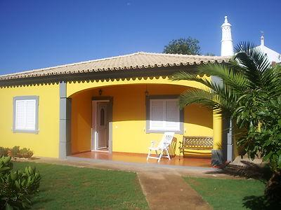 Front of the Villa - Villa Isabel with Swimming Pool, Sea and Countrysi - Loule - rentals