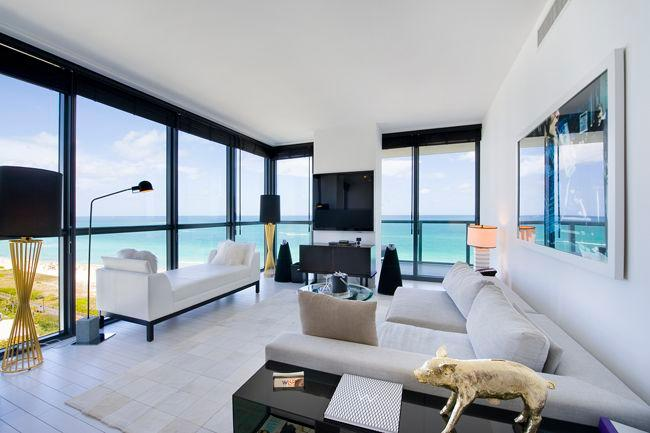 W Hotel South Beach - Luxurious Ocean Front 3 Bdrm - Image 1 - Miami Beach - rentals