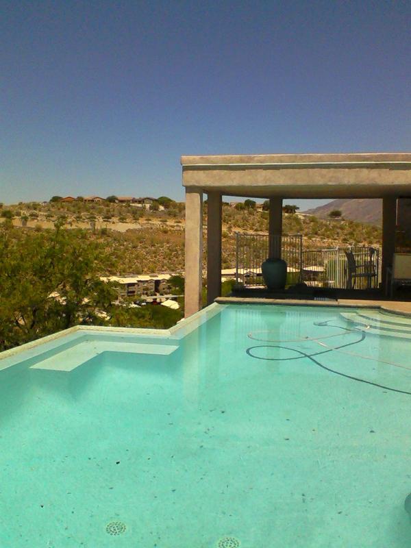 Outdoor amenities - Tucson Hill Top Estate - Tucson - rentals