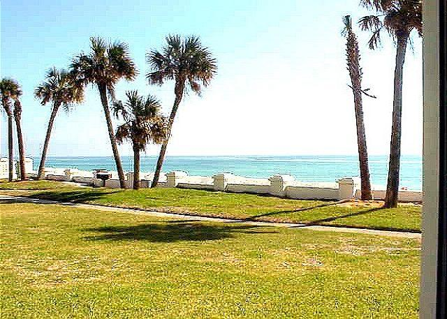 Right on the Beach - El Matador 418 Ground Floor Pool Front Beach Front Condo - Fort Walton Beach - rentals