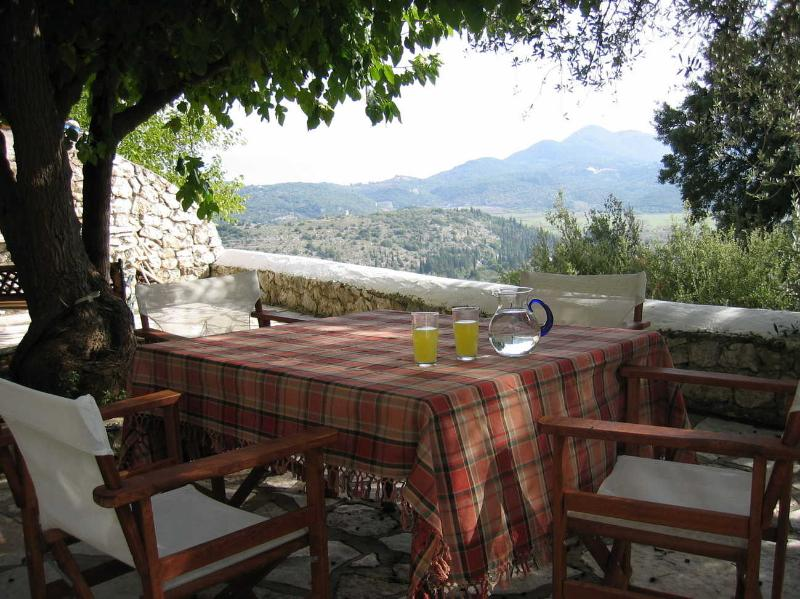 Traditional Old House in coolest village of Lefkas - Image 1 - Karya - rentals