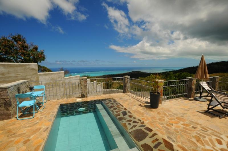 Villa Mon Calme, Rodrigues, new with private pool - Image 1 - Coromandel - rentals