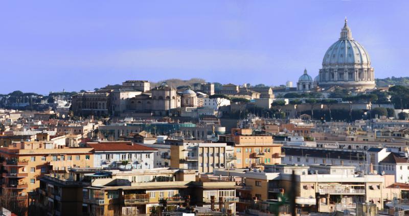 view - VistasuRoma - Rome - rentals