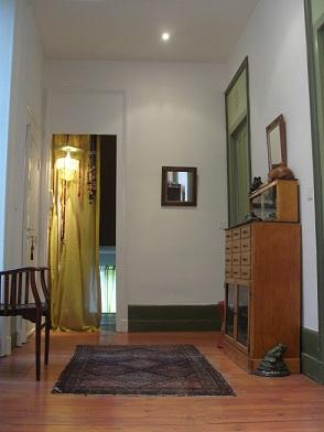 hall - classy and furnished large  Apartment  flat - Sainte-Foy-les-Lyon - rentals