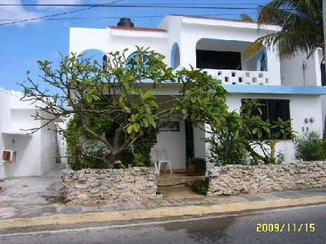 House and Studio - La Madrugada + Studio-Oceanfront Closest to Town - Isla Mujeres - rentals