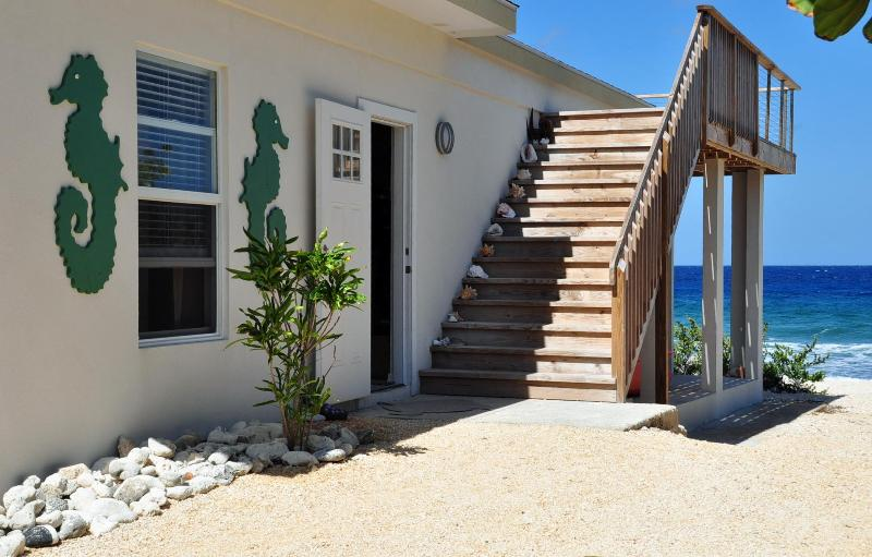on the beach! - Hammock Moon - a Cayman Brac Gem! - Cayman Brac - rentals