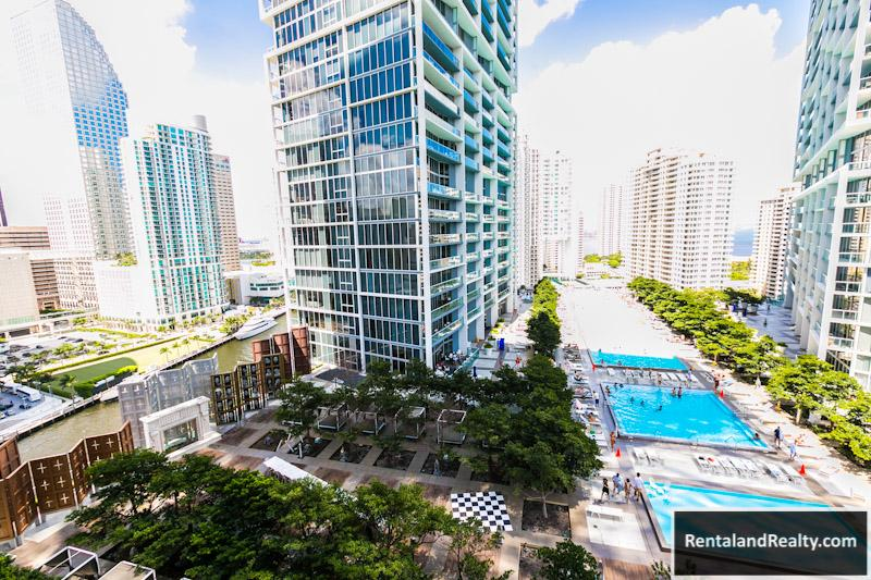 2 BR at Viceroy IconBricell  4904 - Image 1 - Coconut Grove - rentals