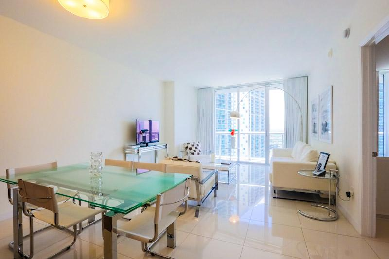 1 BR at Viceroy IconBrickell  2306 - Image 1 - Coconut Grove - rentals