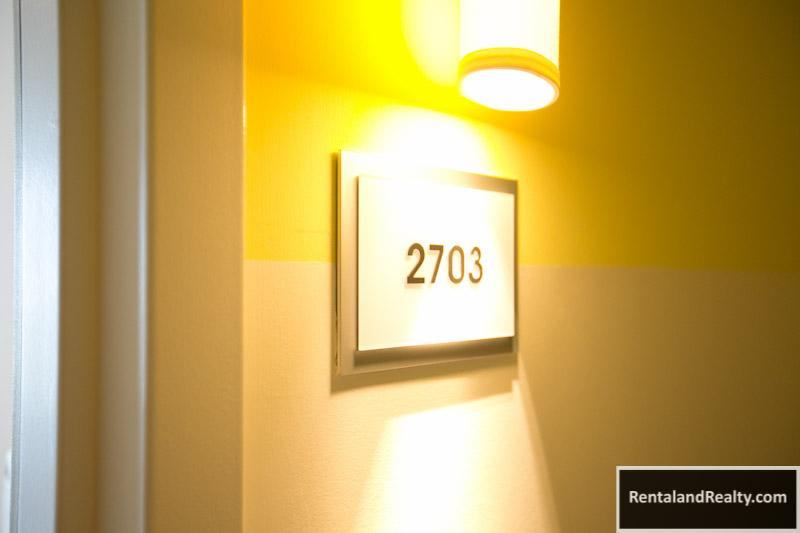 1 BR at Viceroy IconBrickell 2703 - Image 1 - Coconut Grove - rentals