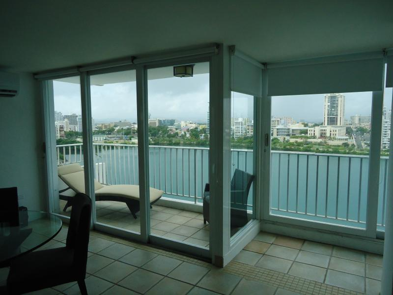 Balcony - Condado Great Location !!!! - San Juan - rentals
