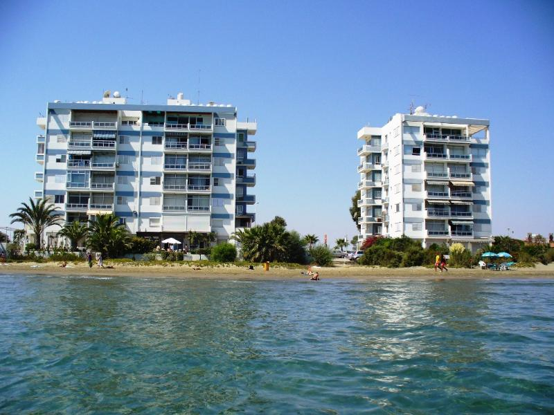 Kastela Beach Apartment - Waterfront Apartment - 'Blue Flag' Kastela Beach - Larnaca District - rentals