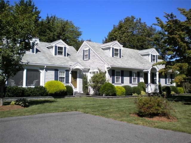 Fabulous Falmouth Home - Walk to Center & Beach! - Image 1 - Falmouth - rentals