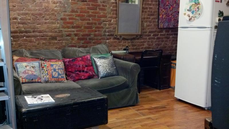 Comfortable Living Area - Columbia U - UWS - Safe, Clean, Convenient Apartment - New York City - rentals