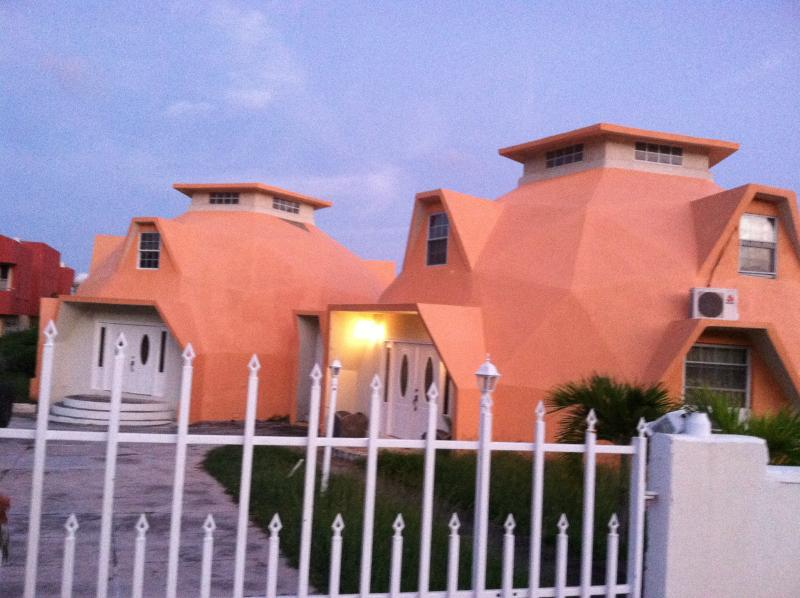 Front - Unique Dome Shaped Villa - Frigate Bay - rentals