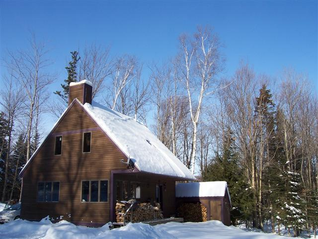 Winter in ski country - Adorable, romantic, peaceful home in So. Vermont. - Peru - rentals