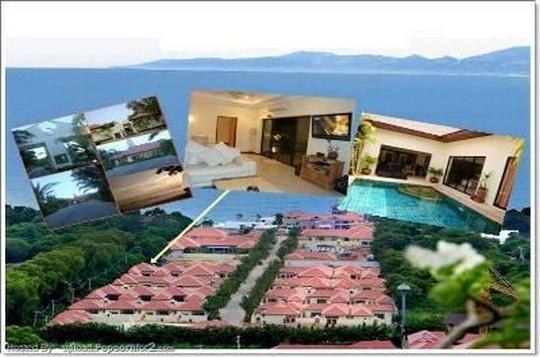 Villa with swimming pool on the beach in Pattaya - Image 1 - Pattaya - rentals