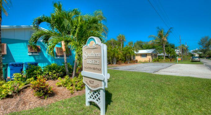 Southern Breeze #1 - Southern Breeze 1 - Anna Maria - rentals
