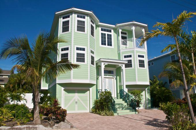 Tropical Oasis - Tropical Oasis - Holmes Beach - rentals