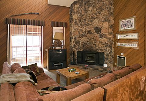 Aspen Creek Condo with Loft and Great Mountain Views ~ RA462 - Image 1 - Mammoth Lakes - rentals