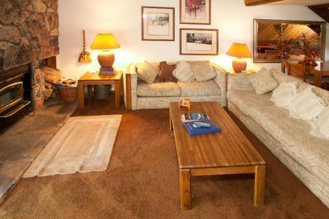 Snowcreek 2 Bedroom Condo with Great Mountain Views ~ RA532 - Image 1 - Mammoth Lakes - rentals