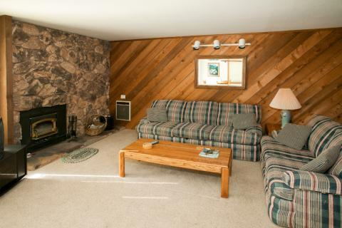 Snowcreek 1 Bedroom Condo with Sunny Exposure ~ RA534 - Image 1 - Mammoth Lakes - rentals