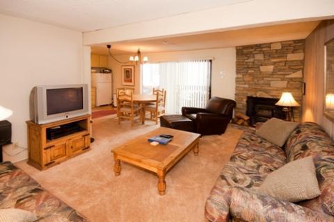 Sherwin Villas Condo with Upscale Mountain Decor ~ RA579 - Image 1 - Mammoth Lakes - rentals
