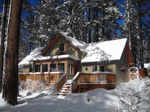 Country Club Cabin ~ RA614 - Image 1 - Marla Bay - rentals