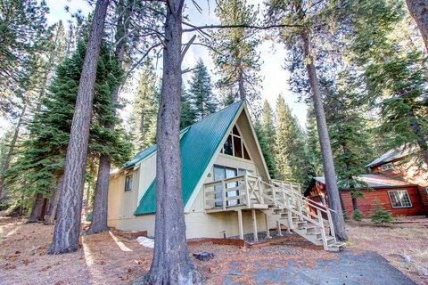 Affordable Authentic Chalet in the Woods ~ RA675 - Image 1 - South Lake Tahoe - rentals