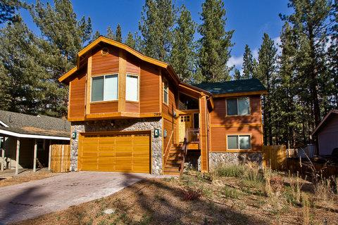 Stay Warm in Luxurious Tahoe Retreat ~ RA704 - Image 1 - South Lake Tahoe - rentals