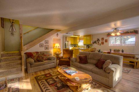 Economic 4 Bedroom Great for Large Groups ~ RA723 - Image 1 - South Lake Tahoe - rentals