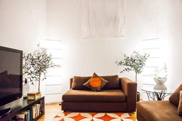 Living Room - Cosy Apartment with a Patio - Lisbon - rentals