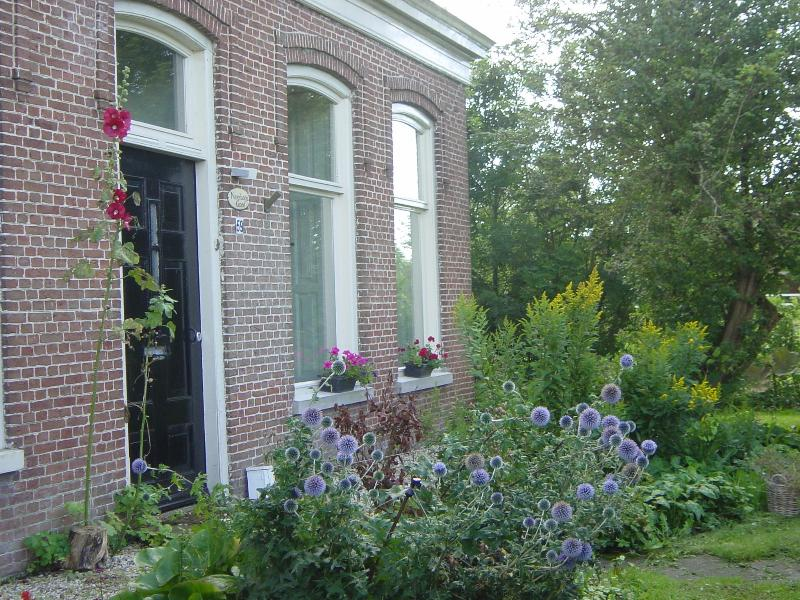 Front of the house. - Between the City of Leeuwarden & WaddenSea - Finkum - rentals