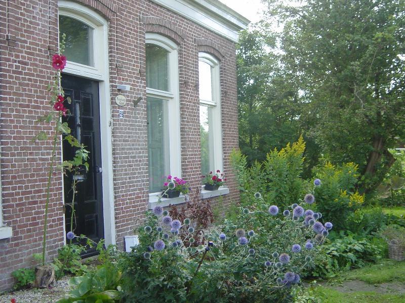 Front of the house. - Between the City of Leeuwarden & WaddenSea - Finkum - rentals