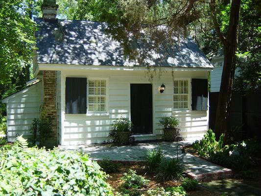 Price House Cottage, front view - Price House Cottage - Summerville - rentals