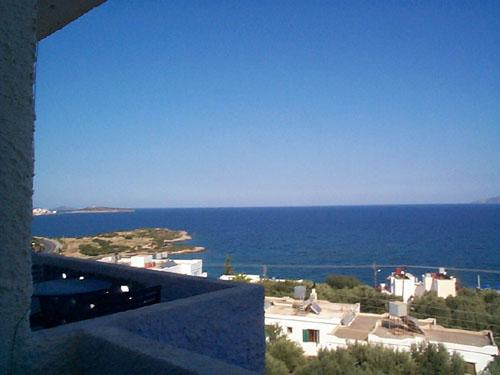 From balcony - Despina Apartments, Crete - Agios Nikolaos - rentals