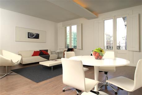 Ciutat Vella Luxury Apartment C - Image 1 - Barcelona - rentals