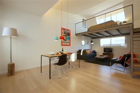 Ramblas Deluxe Duplex Loft - Image 1 - Barcelona - rentals