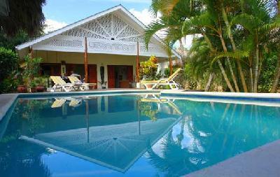 Villa Amarilla - Image 1 - Las Terrenas - rentals