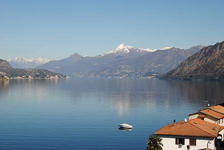 The view from the B & B - SOSTA SUL LAGO apartment Lezzeno  Lake Como  Italy - Lezzeno - rentals