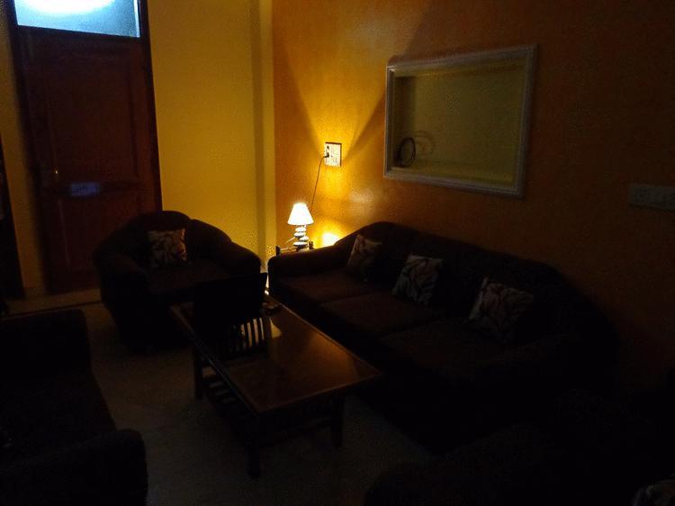 Living Room - Fully Furnished Apt - Very Neat & Tidy - New Delhi - rentals