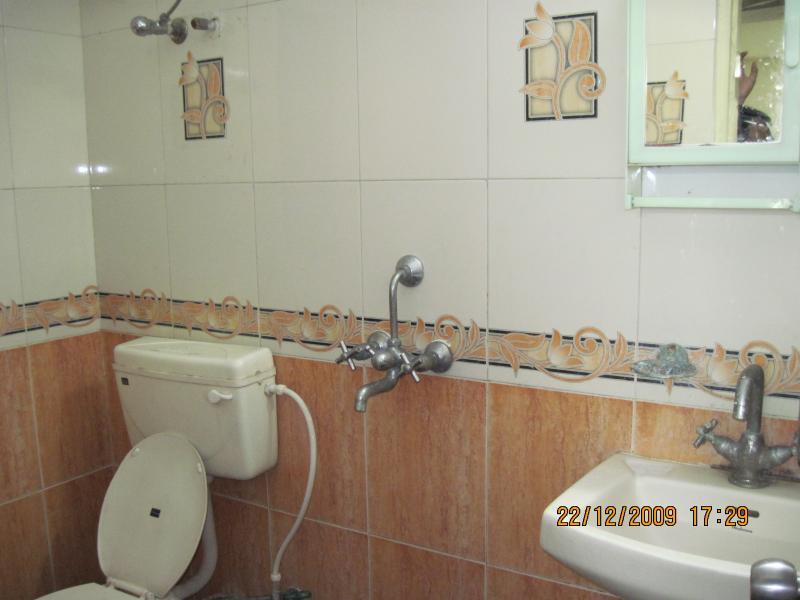 toilets - 1bhk service apartments - Kolkata (Calcutta) - rentals